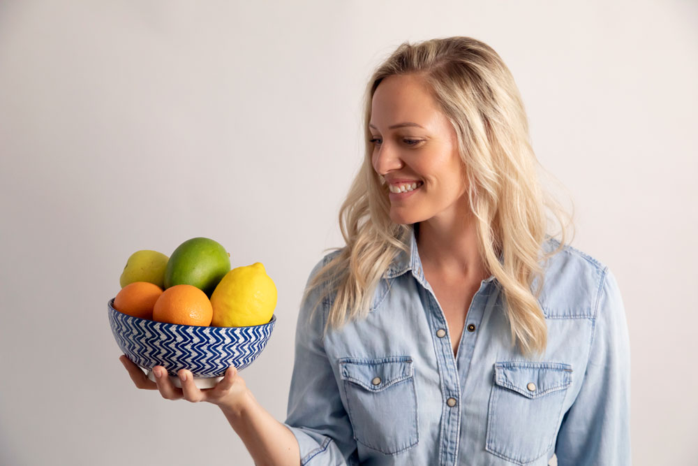 Registered Nutritional Therapist Helen Harrison